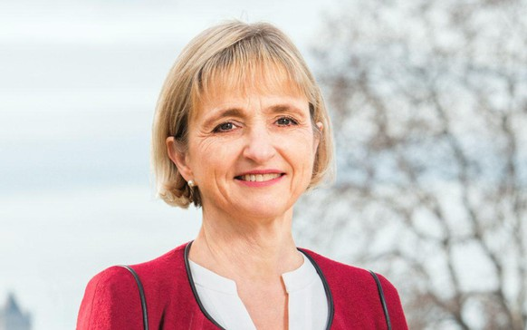 Fabienne Fischer, candidate au Conseil d'Etat GE mars 2021