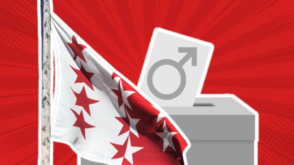 Le Valais devrait avoir un gouvernement sans aucune femme, selon les resultats du premier tour des élections cantonales (7 mars 2021).