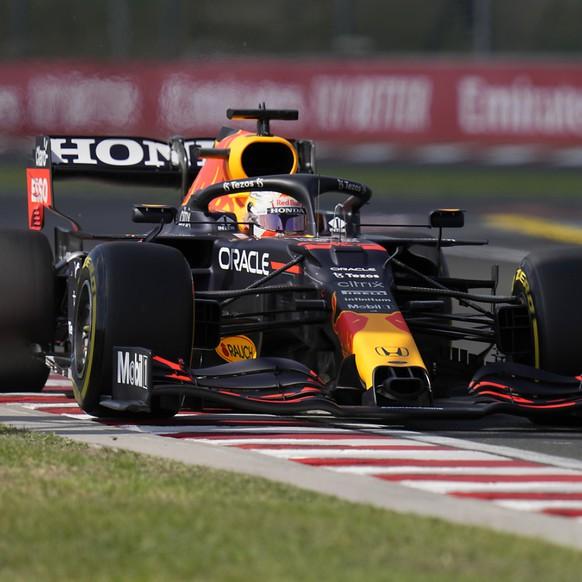 Verstappen partira avec un nouveau moteur