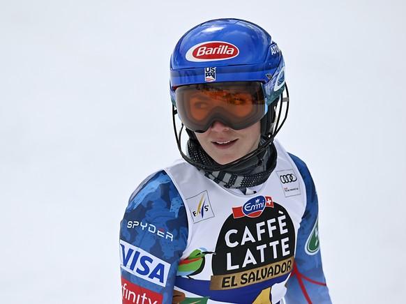 Mikaela Shiffrin veut cumuler technique et vitesse cet hiver