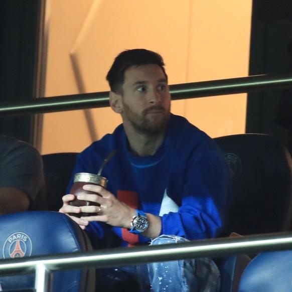 Messi est apte au service