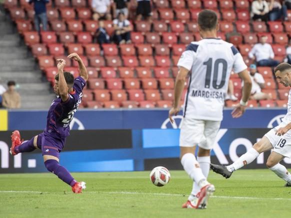 Boranijasevic inscrit le 3-1 pour Zurich