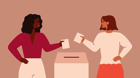 Suisse vote grève des femmes scrutin minorité des genres