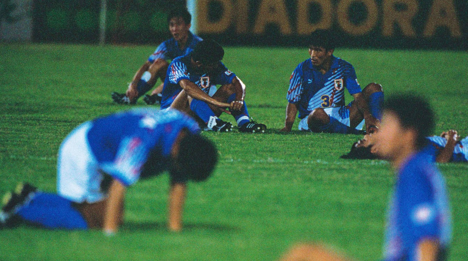 Japan team, 