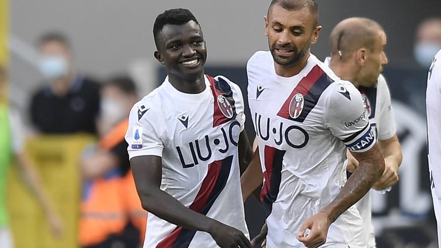«Das ist ein Traum» – Bolognas Musa Juwara schreibt gegen Inter ein Fussball-Märchen