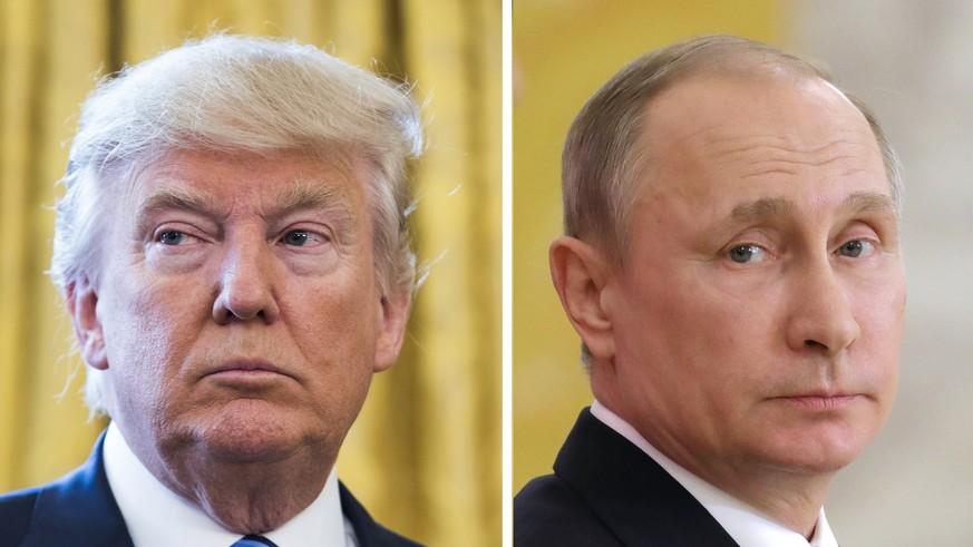 Trump: Größte Hexenjagd in der amerikanischen Geschichte