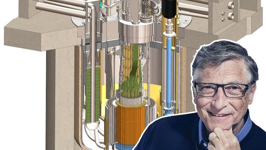 Bill Gates träumt von der Renaissance der Atomkraft – ist sein Traum realistisch?