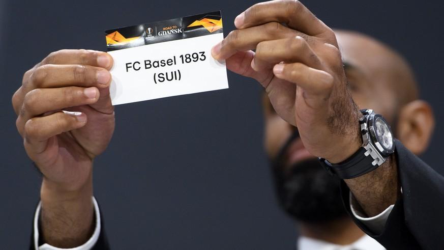 Europa-League-Auslosung: Der FC Basel trifft auf Frankfurt oder Salzburg