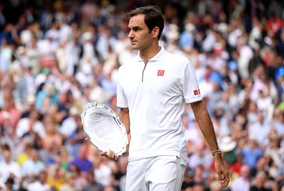 <strong>2019 im Final von Wimbledon: </strong>2 Matchbälle beim 6:7 (5:7), 6:1, 6:7 (4:7), 6:4, 12:13 (3:7) gegen Novak Djokovic.