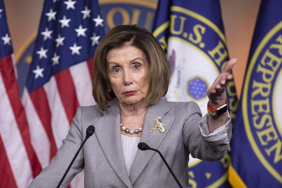USA CONGRESS IMPEACHMENT PELOSI