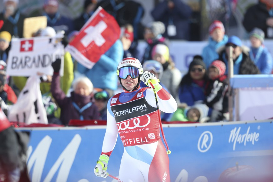 Dreßen in den Top Ten, Jansrud siegt
