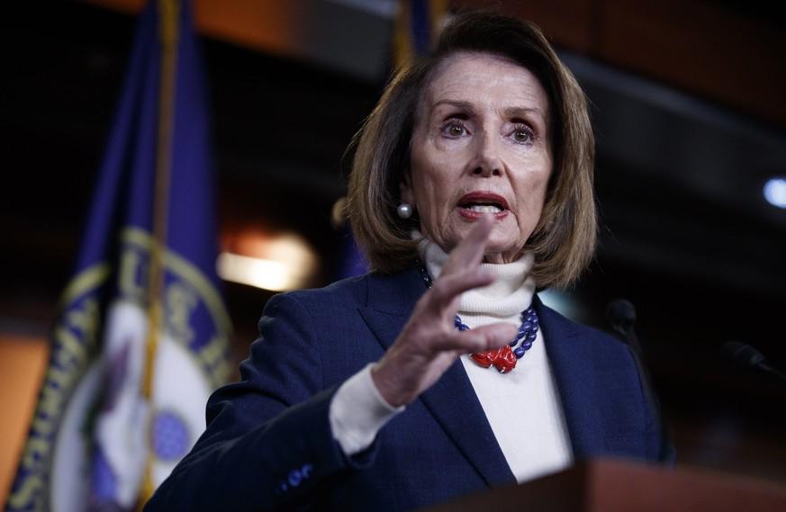 Ansprache zur Lage der Nation – Nancy Pelosi lädt Trump offiziell aus