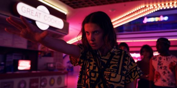 Stranger Things Netflix kündigt die vierte Staffel von «Stranger Things» für 2022 an.