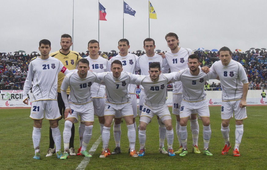 Shaqiri Kosovo Nationalmannschaft