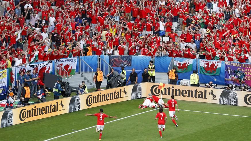 Em Spiel Wales Slowakei