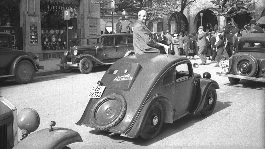 Dr Strange S Sports Car