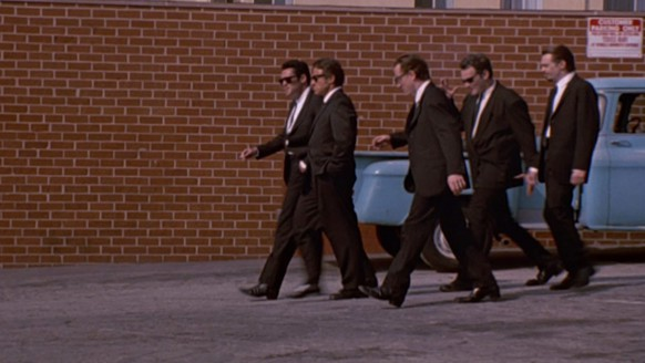 «Reservoir Dogs»