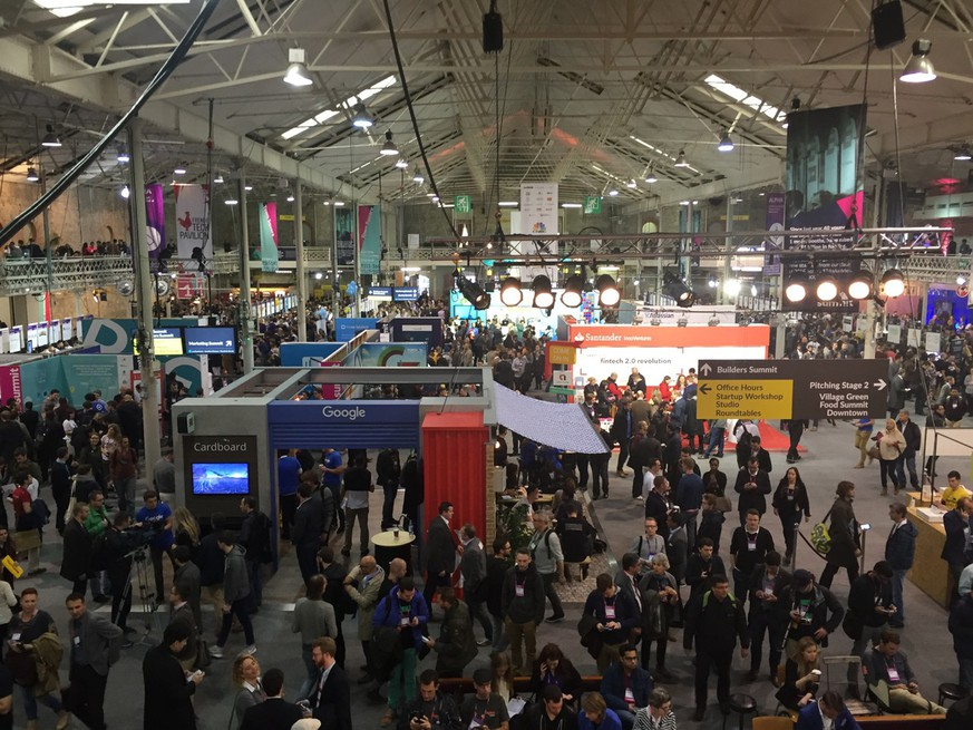WebSummit Dublin 2015
