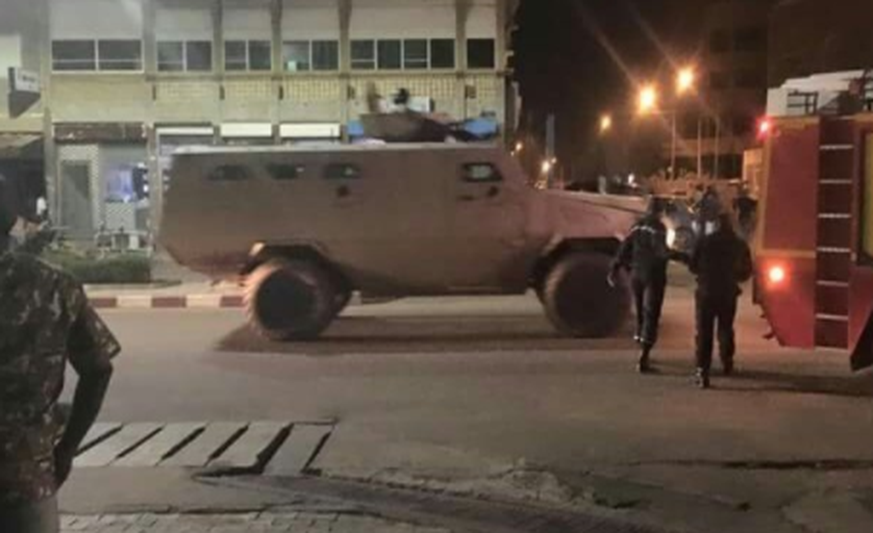 Jihadisten-Angriff in Burkina Faso - Mindestens zwei Verletzte