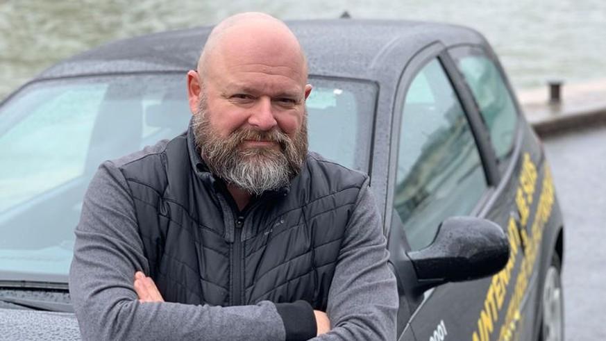 Dieser Mann macht aus deinem Diesel ein Elektroauto – zu einem erstaunlichen Preis