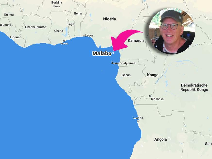 Äquatorialguinea: So lebt der (fast) einzige Schweizer in Malabo