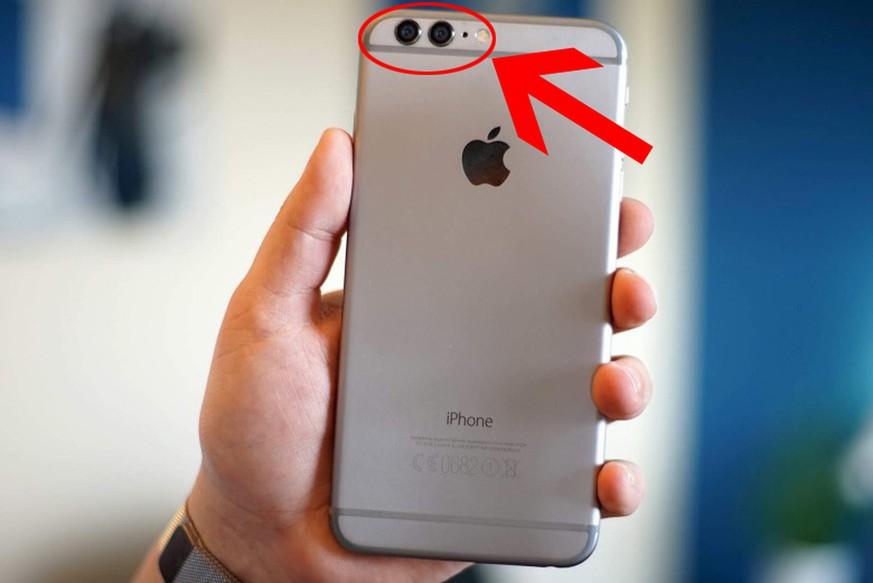 apple leaks das ist der erste blick auf das iphone 7 plus watson. Black Bedroom Furniture Sets. Home Design Ideas