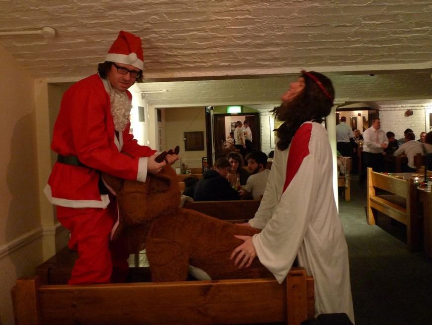 Lustiges zur weihnachtsfeier