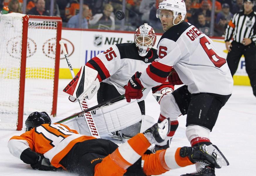 NHL: Hischiers New Jersey verliert, Krueger gewinnt mit Buffalo