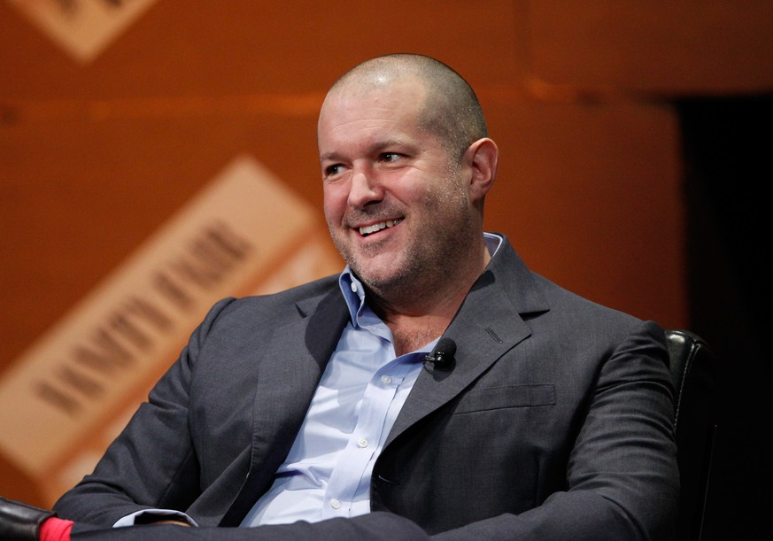 SAN FRANCISCO, CA - OCTOBER 09:  Apple Senior Vice President of Design Jonathan Ive speaks onstage during