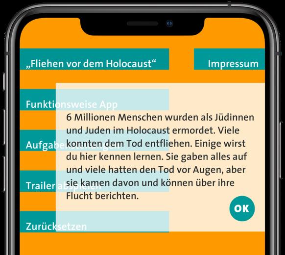Lern-App über den Holocaust, verfügbar für Handy und PC - watson
