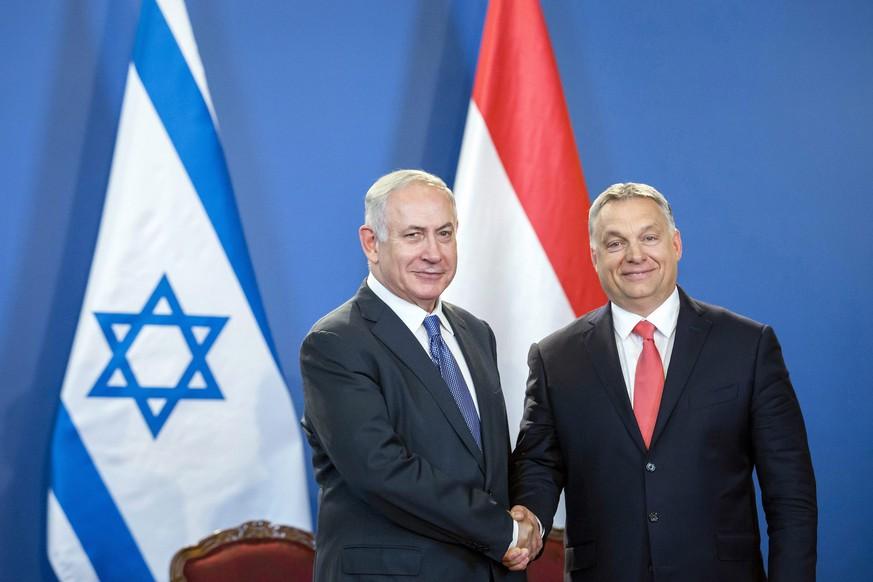Netanjahu schimpft auf die EU