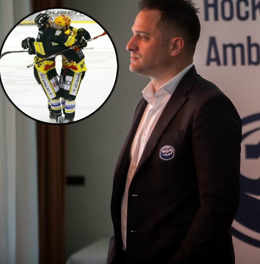 Eismeister Zaugg: Wagt Ambri-Sportchef Paolo Duca das «Jura-Experiment»?
