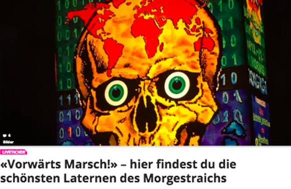 Morgesstraich