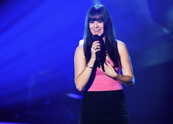 Natasha Lucia Born aus Zollikofen BE The Voice of Switzerland