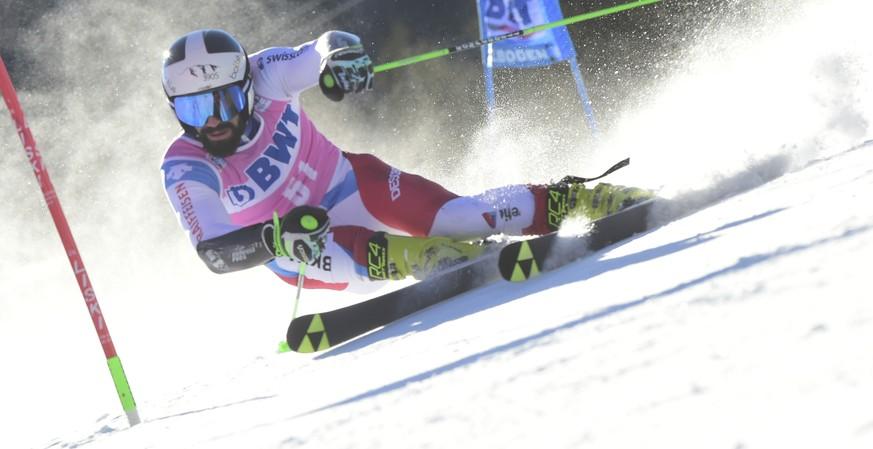 Der lange Weg des Daniele Sette (27) zu seinen ersten Weltcup-Punkten