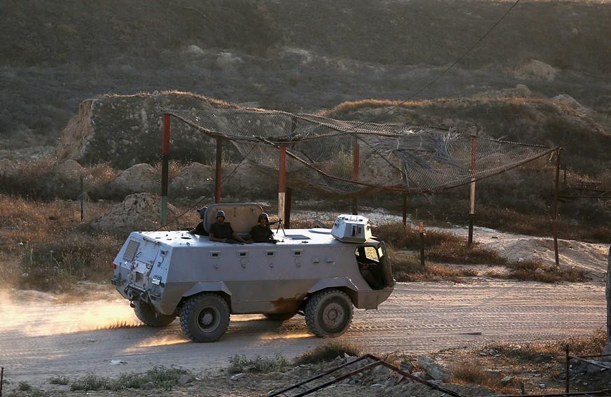 Mehrere Tote bei Anschlag auf Sinai-Halbinsel