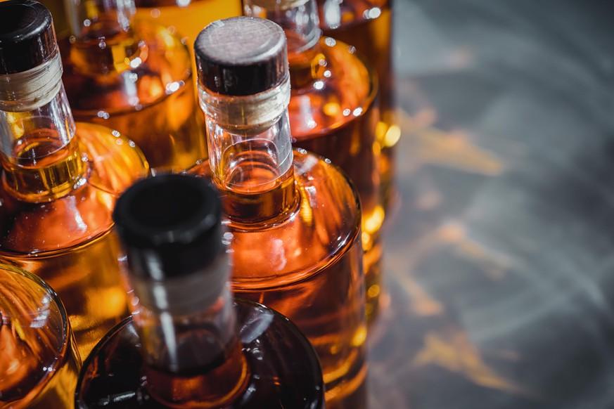 Gepanschter Alkohol