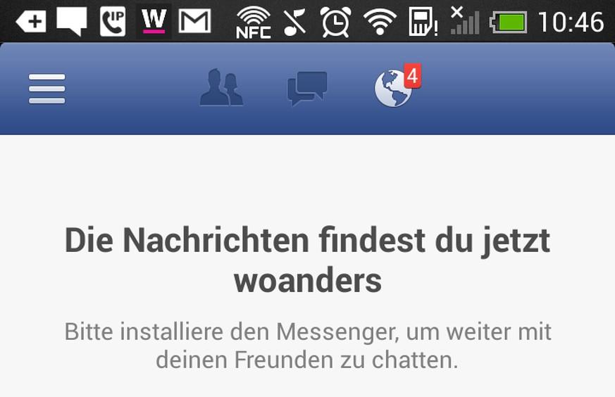facebook messenger herunterladen
