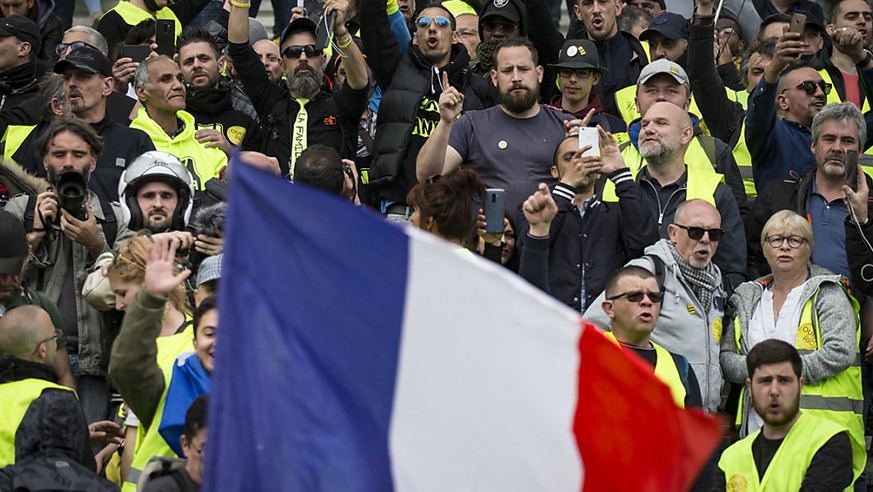 «Gelbwesten» treten bei Pariser Kommunalwahl 2020 an