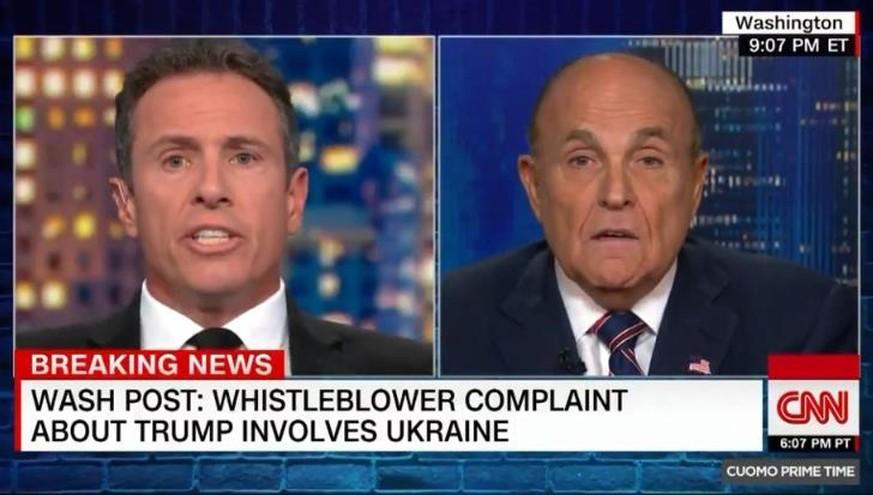 Forderung von Joe Biden: Trump soll brisantes Telefonat mit ukrainischem Präsidenten veröffentlichen