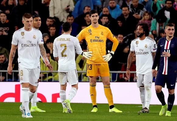 SPAIN SOCCER UEFA CHAMPIONS LEAGUE