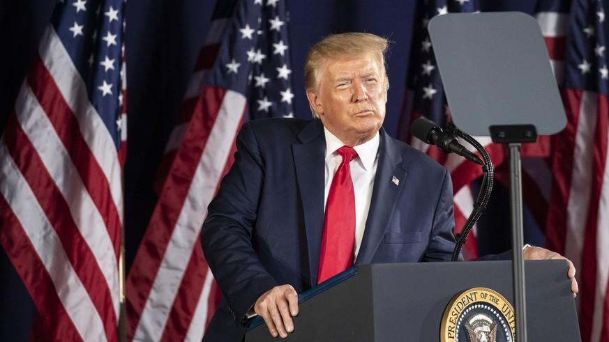 Will Trump überhaupt gewinnen? Selbst Republikaner sind besorgt