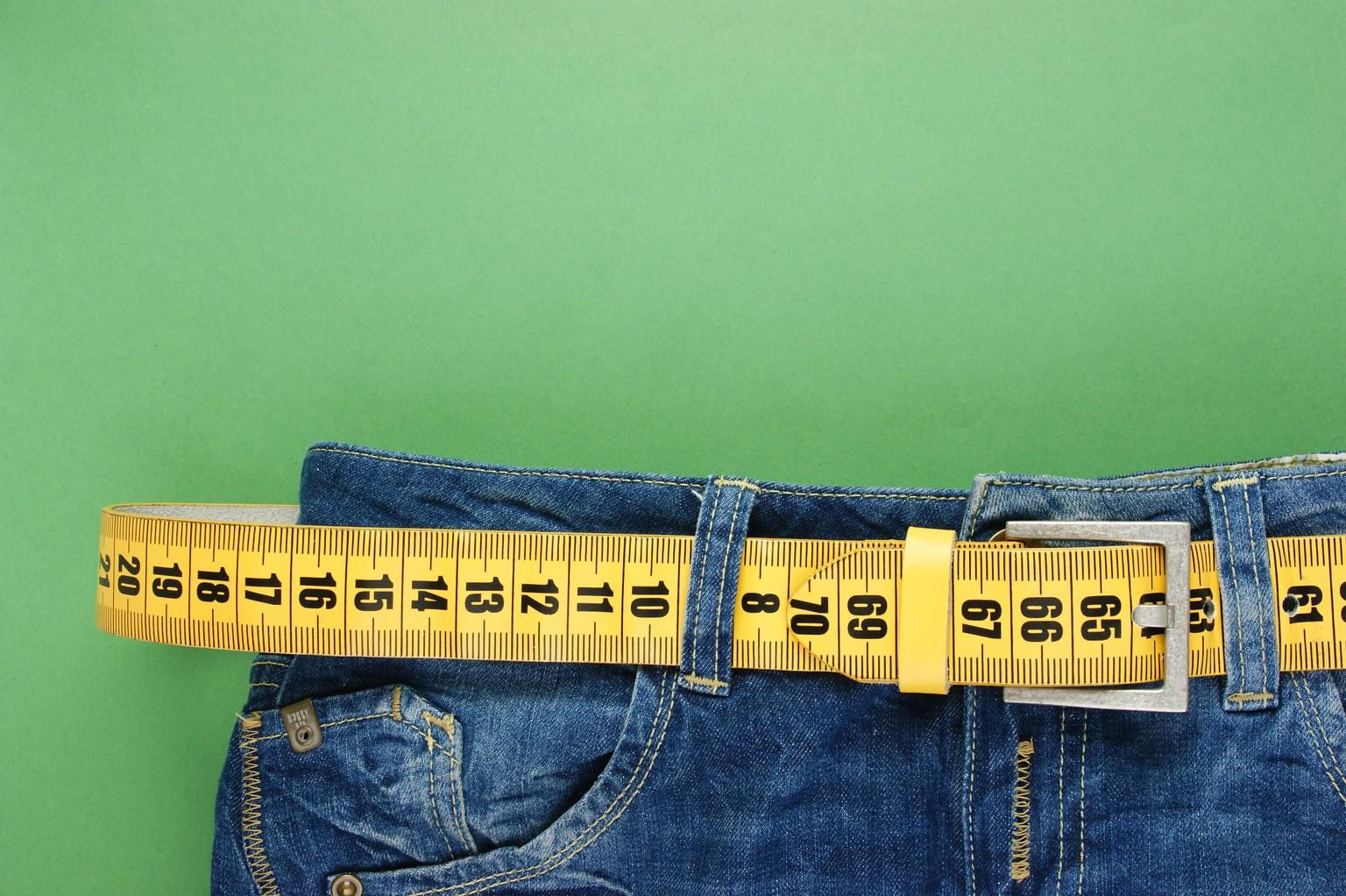 Wie groß ist ein Mensch dick