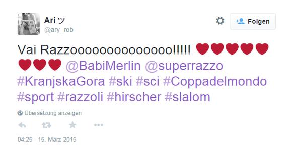 giuliano razzoli, slalom kranjska gora herren, 15.3.2015
