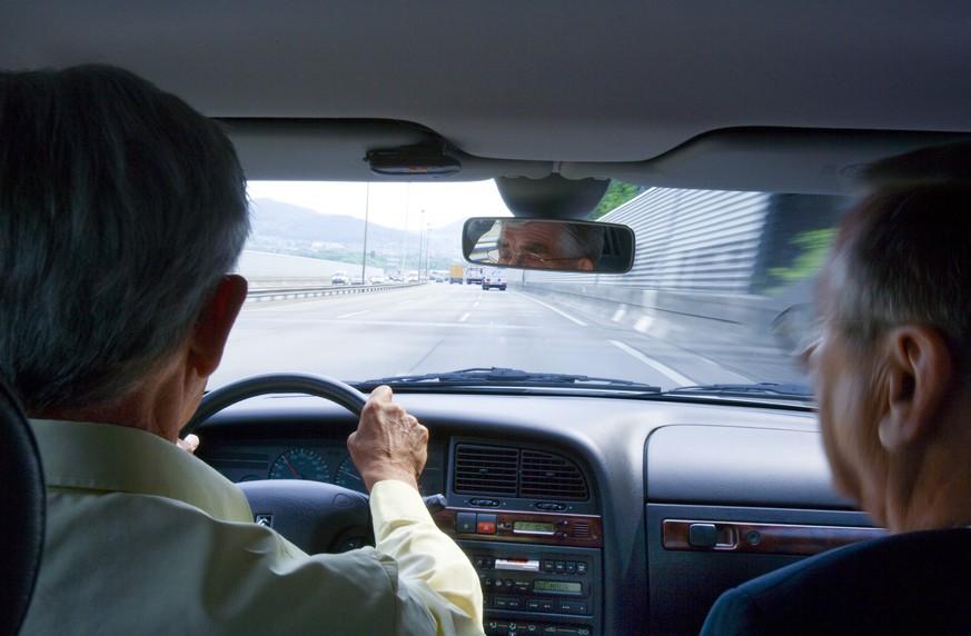 Watson Auto Sales >> Sicherheit: Senioren am Steuer sollen erst ab 75 Jahren zum Arzt - watson