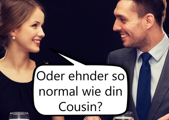 Cousins Dating-Geschichten
