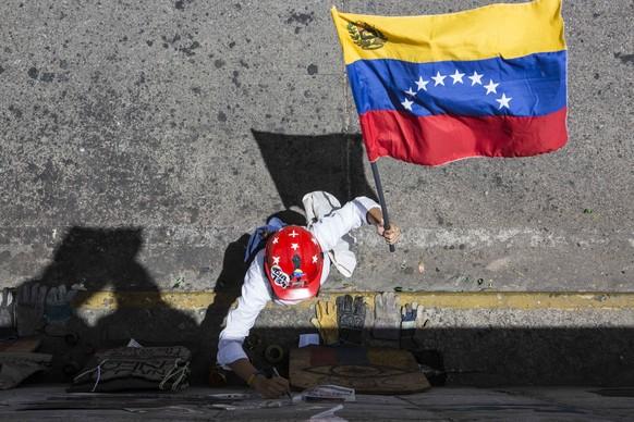 Polizei stürmt Gefängnis in Venezuela - 37 Tote