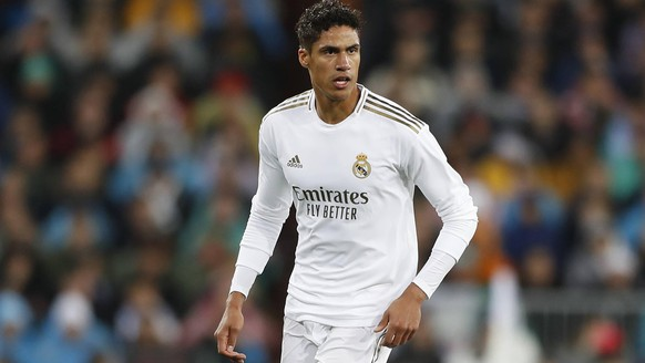 Raphael Varane Real, MARCH 1, 2020 - Football / Soccer : Spanish La Liga Santander match between Real Madrid CF 2-0 FC Barcelona, Barca at the Santiago Bernabeu Stadium in Madrid, Spain. PUBLICATIONxNOTxINxJPN 123793122 imagoxistxzurxVergabexeinerxeinfachenxNutzungslizenzxzumxZeitpunktxderxBereitstellungxbere 97556914st