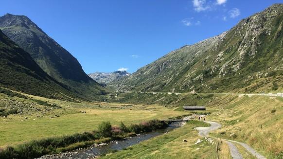 Gotthardpass Gotthard