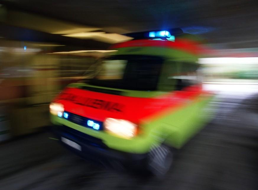 Schüler erleidet schwere Brandverletzung in Schulhaus in Meilen ZH